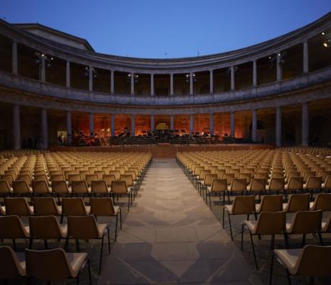 Palacio Carlos - Festival de Grenade