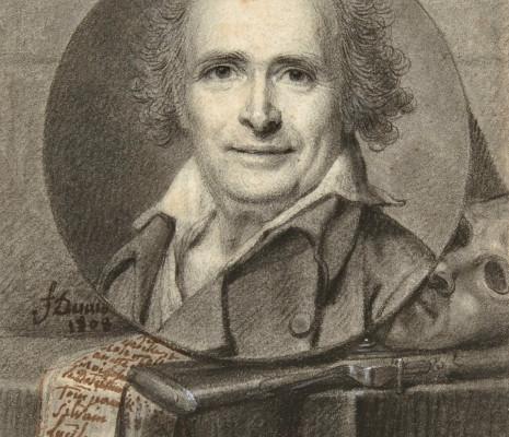 Portrait d'André Grétry par François Dumont