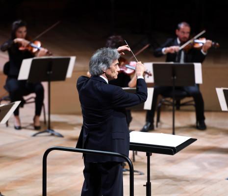 Kent Nagano, Le Temps retrouvé - Auditorium de Radio France