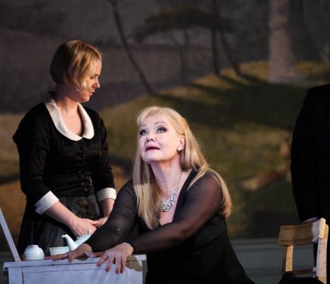 Mattila, Fomina et Cargill dans Ariane à Naxos