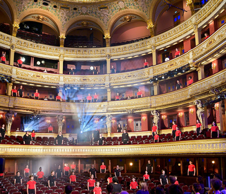 Maîtrise Populaire de l'Opéra Comique