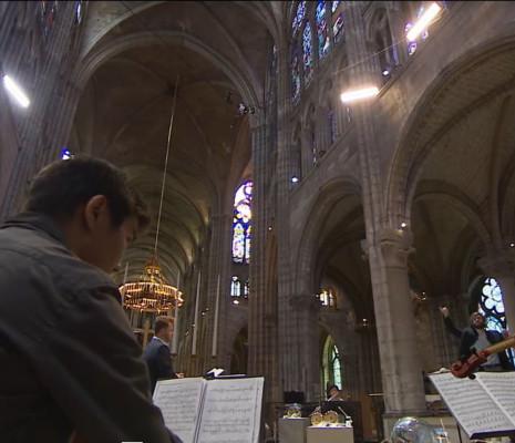 Kévin Amiiel dans Le Chant de la Terre au Festival Saint-Denis
