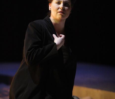 Liudmyla Monastyrska dans Nabucco