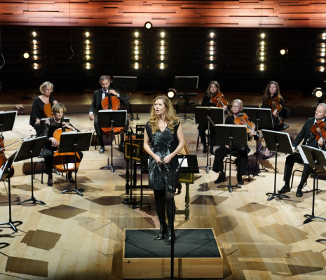 Barbara Hannigan et l'Orchestre Philharmonique de Radio France