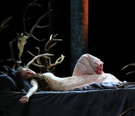 Kimy Mc Laren est Juliette (Roméo et Juliette - Metz - 2015)