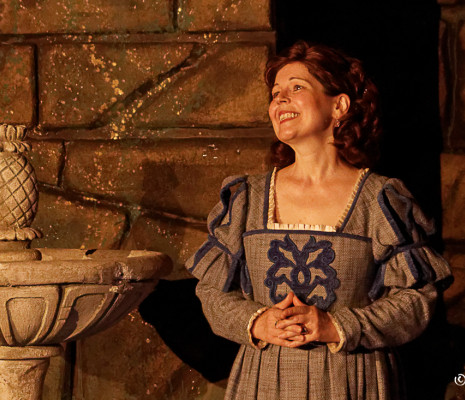 Mihaela Dinu - Rigoletto par Alessandro Brachetti