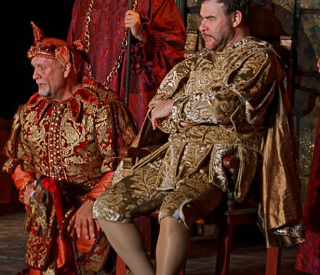 Clorindo Manzato, Valter Borin - Rigoletto par Alessandro Brachetti