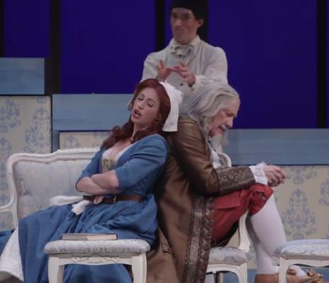Le Médecin malgré lui par Odyssey Opera