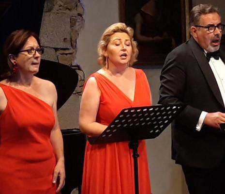 Delphine Haidan, Karine Deshayes & Jean-François Vinciguerra