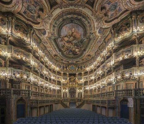 Festival baroque de Bayreuth - Opéra des Margraves