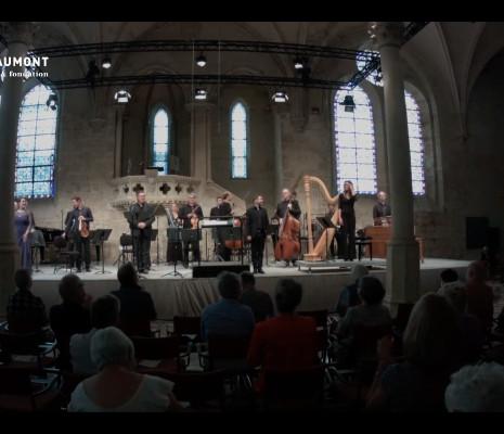 Le Chant de la Terre à l'Abbaye de Royaumont