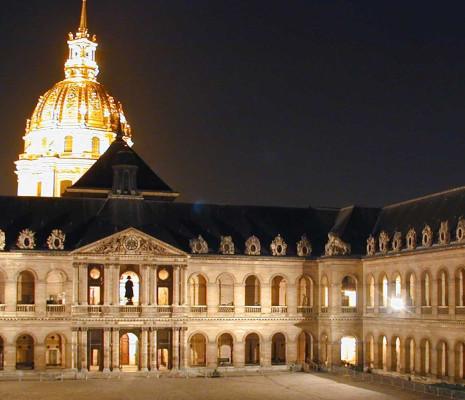 Invalides - Cour d'Honneur