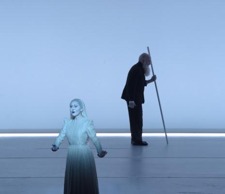 Elena Tsallagova & José Coca Loza - Le Messie par Bob Wilson