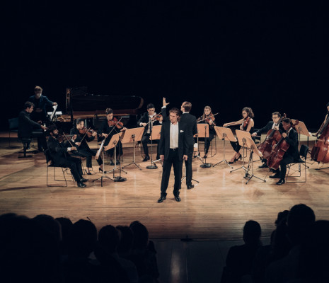 Aaron Pendleton, Alexander York, Niall Anderson - Académie de l'Opéra de Paris 2020/2021