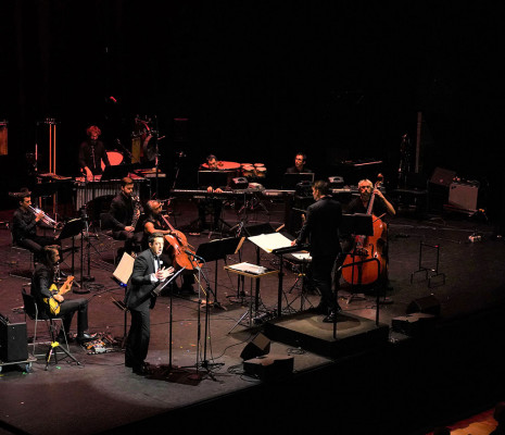 Jake Arditti & Ensemble intercontemporain