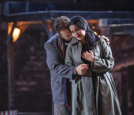 Stefan Pop & Angela Gheorghiu - La Bohème par Stefano Mazzonis di Pralafera