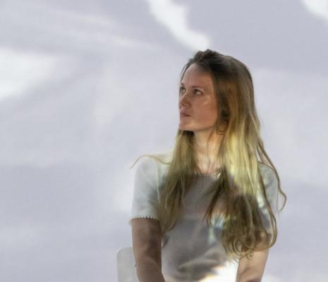 Mari Eriksmoen dans Solveig