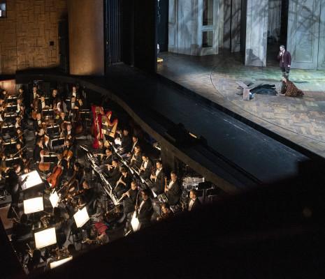 Yannick Nézet-Séguin et l'Orchestre du Metropolitan Opéra