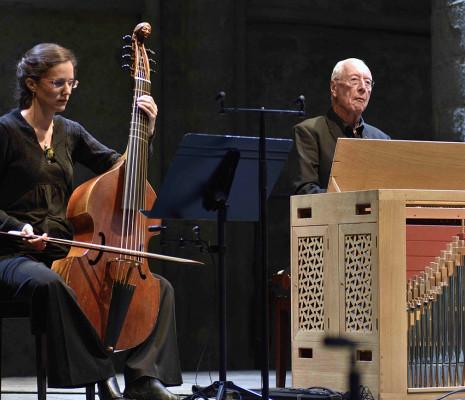 Myriam Rignol & William Christie