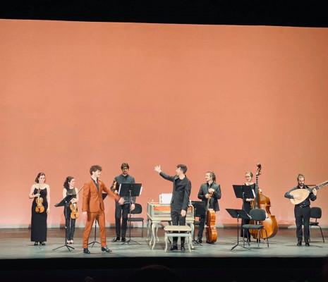 Jakub Józef Orliński & Il Pomo d'Oro - Musique Baroque en Avignon