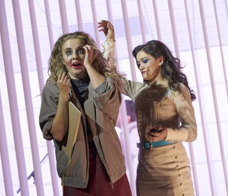Sofia Vinnik (Asteria), Valentina Petraeva (Irene) - Bajazet par Krystian Lada