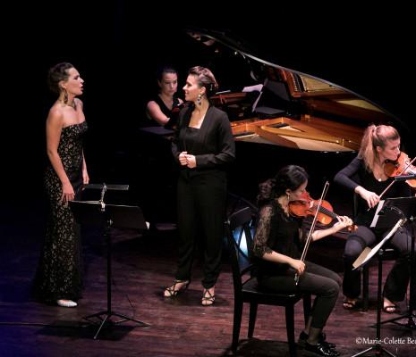 Jeanne Gérard & Ambroisine Bré, Ensemble Appassionato