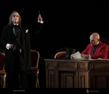 Jorge Rodríguez-Norton & Michael Fabiano - Un Bal masqué par Gianmaria Aliverta