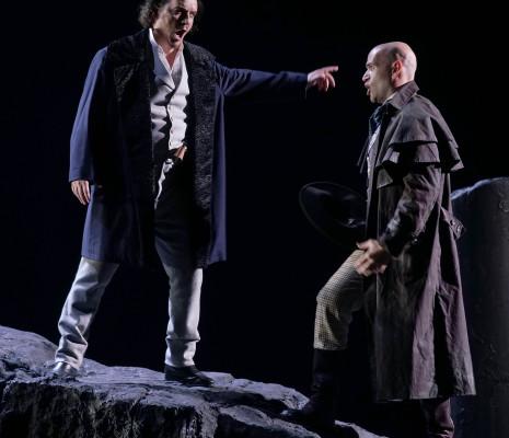 Artur Ruciński & Michael Fabiano - Un Bal masqué par Gianmaria Aliverta