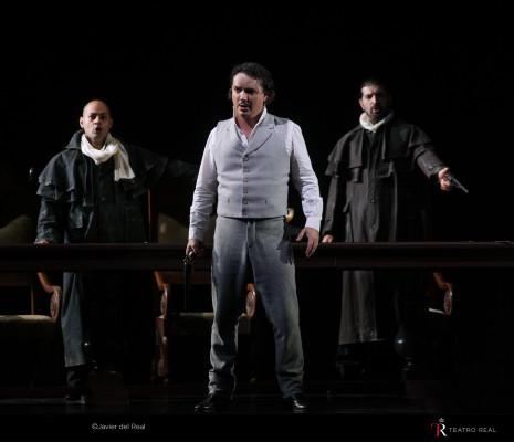 Artur Ruciński, Daniel Giulianini, Goderdzi Janelidze - Un Bal masqué par Gianmaria Aliverta