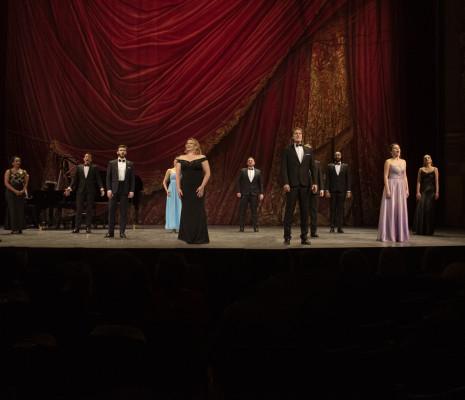 Artistes de l'Académie de l'Opéra de Paris