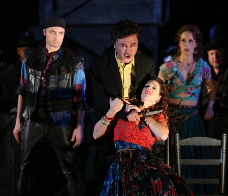 Marco Di Sapia, Vincent Schirrmacher, Stepanka Pucalkova, Johanna Arrouas - Carmen par Guy Joosten