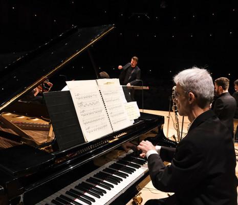 Dimitri Vassilakis & Ensemble intercontemporain