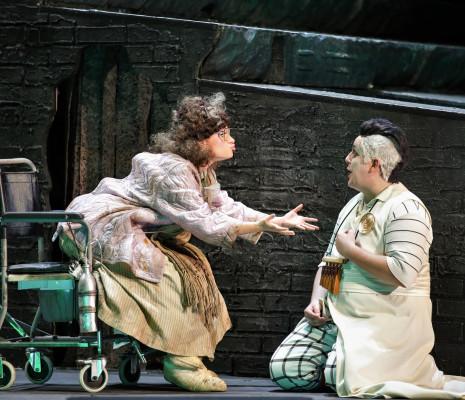 Juliette Khalil & Jakob Semotan - La Flûte enchantée par Henry Mason