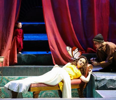 Rebecca Nelsen - La Flûte enchantée par Henry Mason