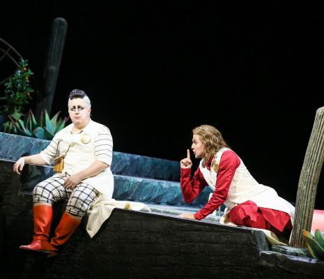 Jakob Semotan & Martin Mitterrutzner - La Flûte enchantée par Henry Mason