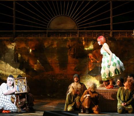 Jakob Semotan & Juliette Khalil - La Flûte enchantée par Henry Mason
