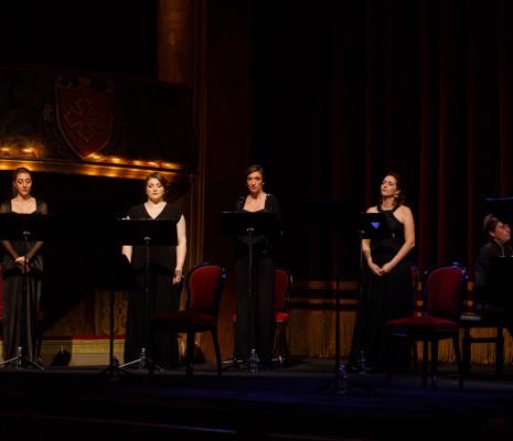 Céline Laborie, Andreea Soare, Victoire Bunel & Olivia Doray - Pénélope