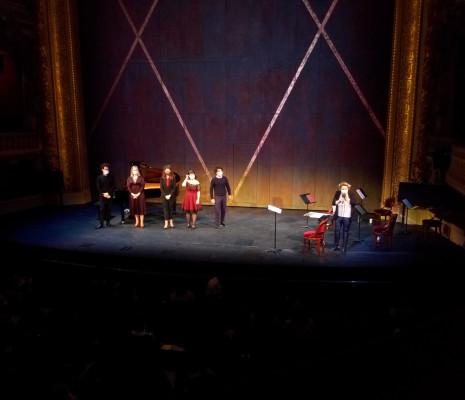 Joseph Birnbaum, Iryna Kyshliaruk, Marine Chagnon, Lisa Chaïb-Auriol, Paul Figuier & Karine Deshayes