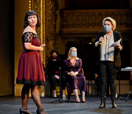 Lisa Chaïb-Auriol & Karine Deshayes