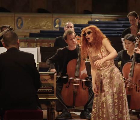 Patricia Petibon à Versailles
