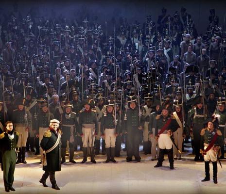 Guerre et Paix par Alexander Titel