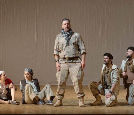 John Relyea - Parsifal par Graham Vick