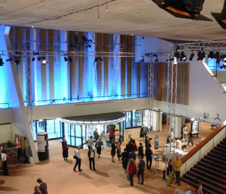 Théâtre de Bâle - Foyer