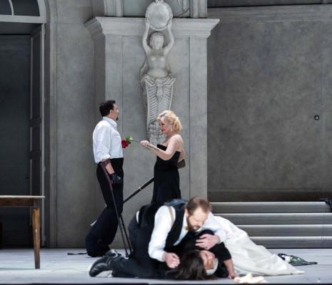Eric Cutler, Karita Mattila, Maxim Kuzmin-Karavaev & Asmik Grigorian - Rusalka par Christof Loy