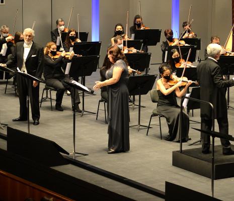 Placido Domingo & Anna Pirozzi - I Due Foscari