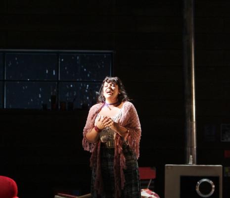 Elaine Alvarez dans La Bohème