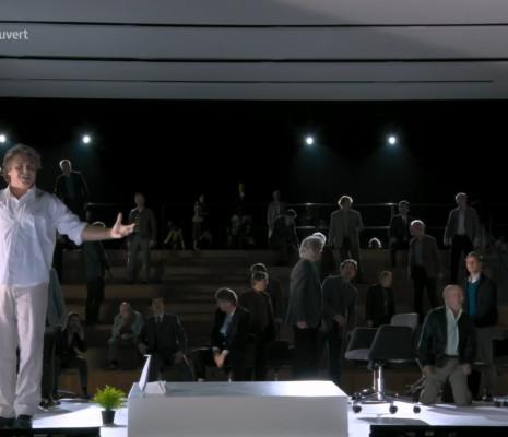 Roberto Alagna - Lohengrin par Calixto Bieito