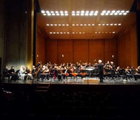Orchestre National de France au Théâtre des Champs-Élysées