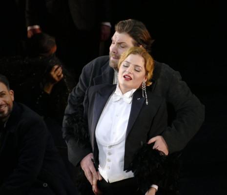 Alexandre Duhamel & Lucrezia Drei - La Bohème par Louis Désiré
