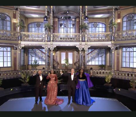 Javier Camarena, Pretty Yende, Angel Blue & Matthew Polenzani